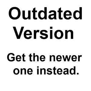 out-dated